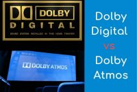 Findđiffer Dolby Digital vs Dolby Atmos