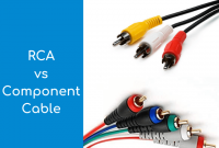 RCA vs Component Cable new