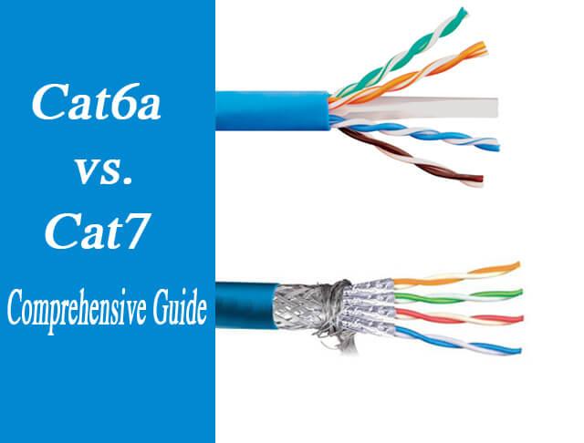 cat 6e vs cat 7